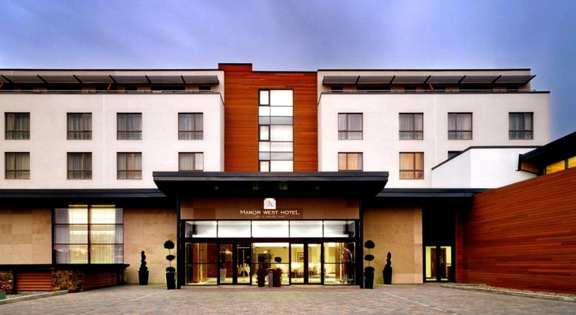 Manor west hotel and leisure club tralee Hotels in tralee with swimming pool