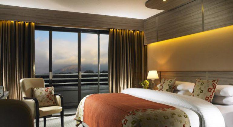 Gleneagle Hotel Killarney Bedroom