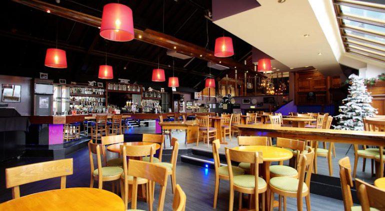 Gleneagle Hotel Killarney Bar