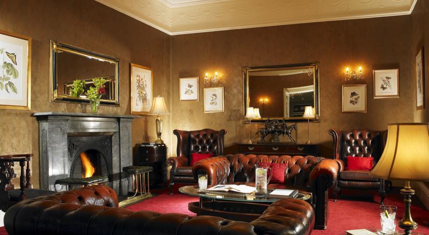 Gleneagle Hotel Killarney Lounge