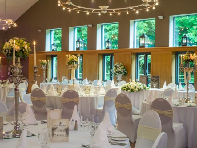 Ballyroe Heights Hotel Function room