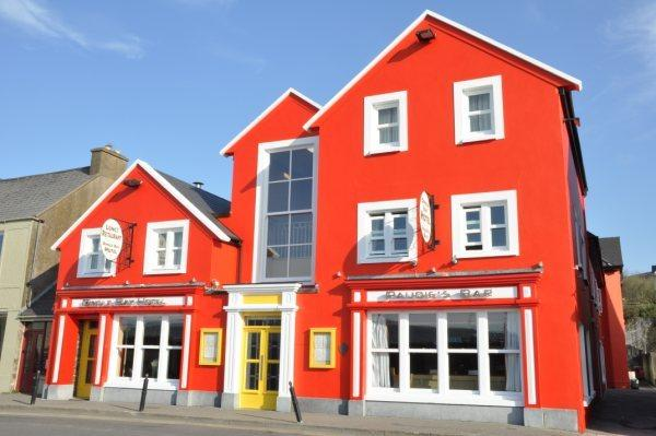 Dingle Bay Hotel front