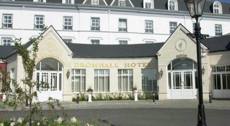 Dromhall Hotel KillarneyFront