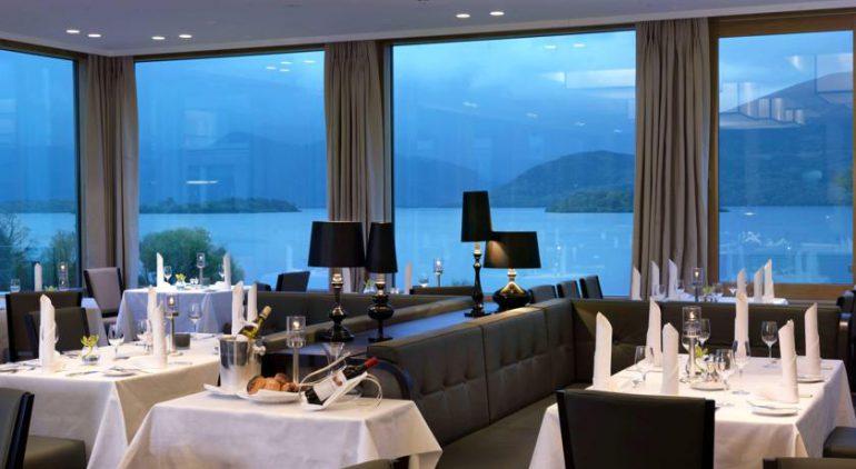 europe hotel killarney restaurant