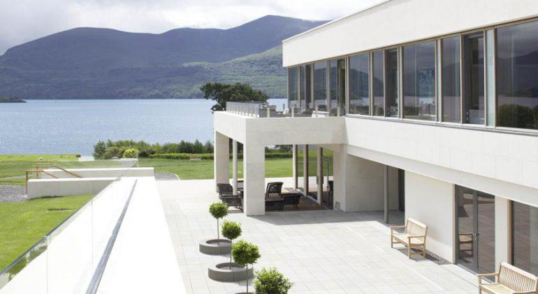 europe hotel killarney exterior view