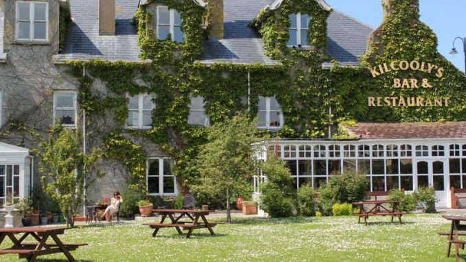 Kilcoolys Country House Hotel in Ballybunion