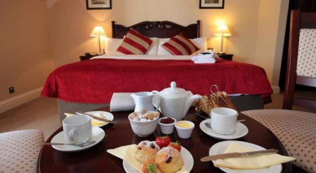 Riverside Hotel Killarney afternoon tea