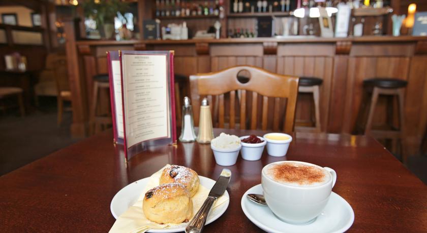Riverside Hotel Killarney coffee