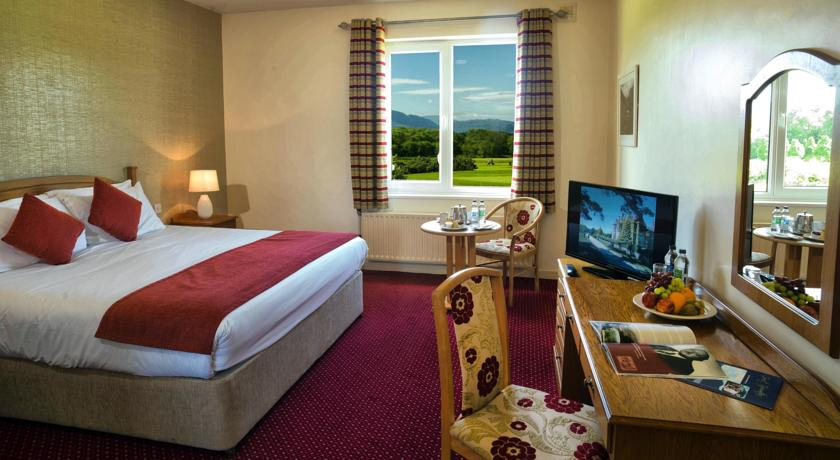 Castlerosse Hotel Killarney Bedroom