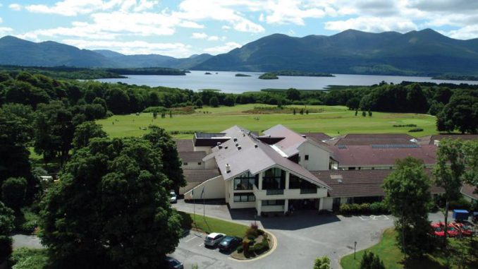 Castlerosse hotel killarney indoor pool outdoor activity - Hotels in tralee with swimming pool ...