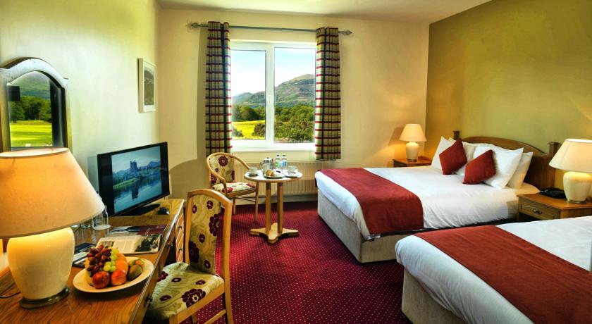 Castlerosse Hotel Killarney Bedroom 2