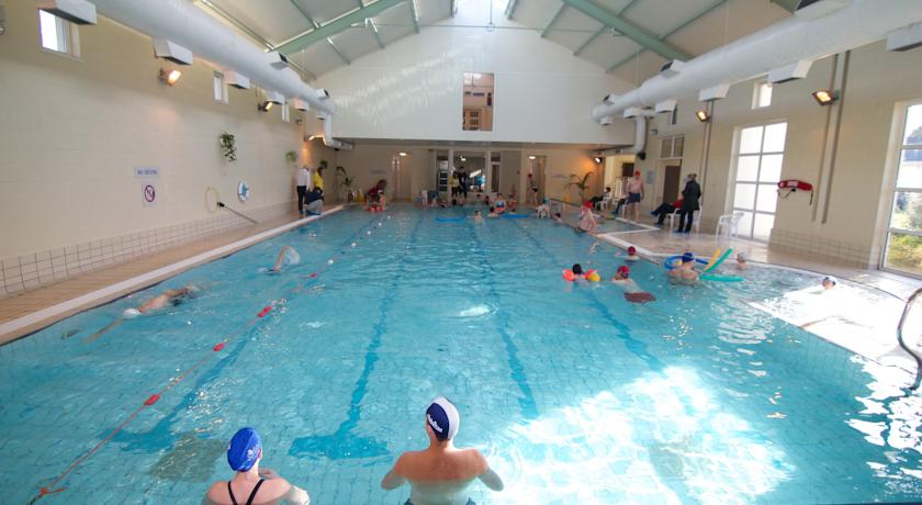 Castlerosse Hotel Killarney swimming pool