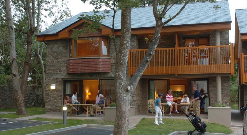 Castlerosse Hotel Killarney apartments