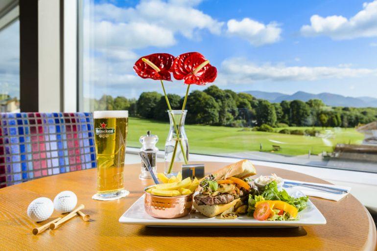 Castlerosse Park Resort Food and Drink
