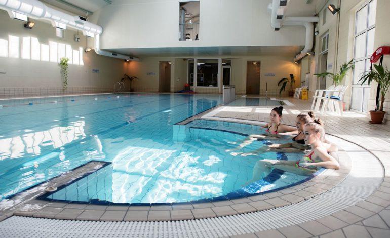 Castlerosse Park Resort Killarney Swimming Pool