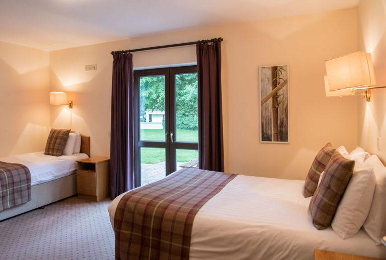Family Bedroom at Killarney resort hotel