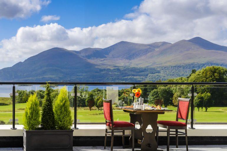 Lake View at Castlerosse Park Resort Killarney