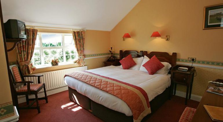Killeen House Killarney Bedroom 2