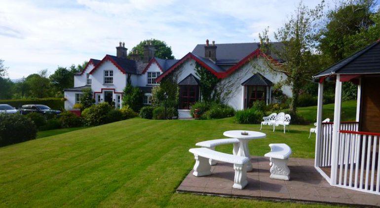 Killeen House Killarney Front