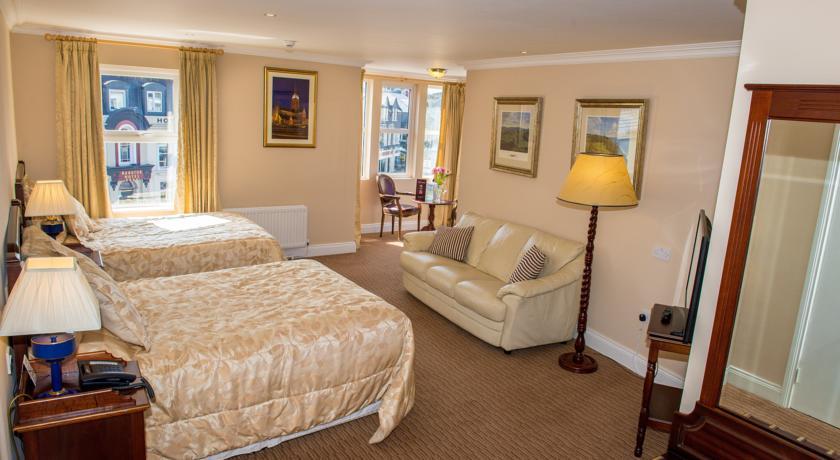 McSweeney Arms Hotel Killarney bedroom 1