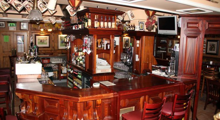 McSweeney Arms Hotel Killarney bar
