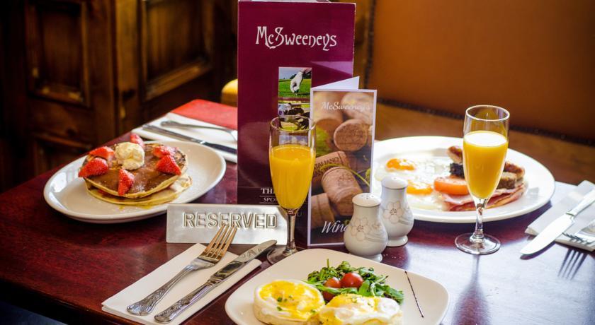 McSweeney Arms Hotel Killarney restaurant