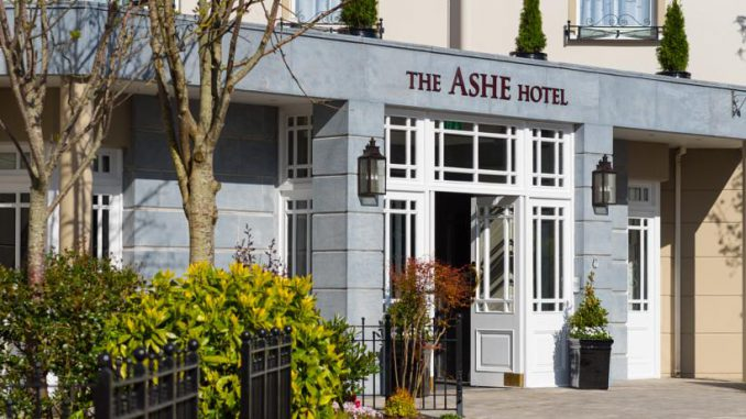 Abbeygate Hotel TRralee now The Ashe Hotel Tralee