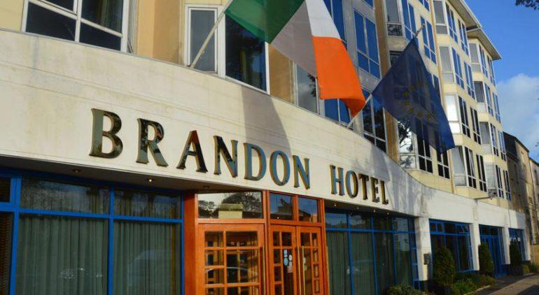 Brandon Hotel Tralee front