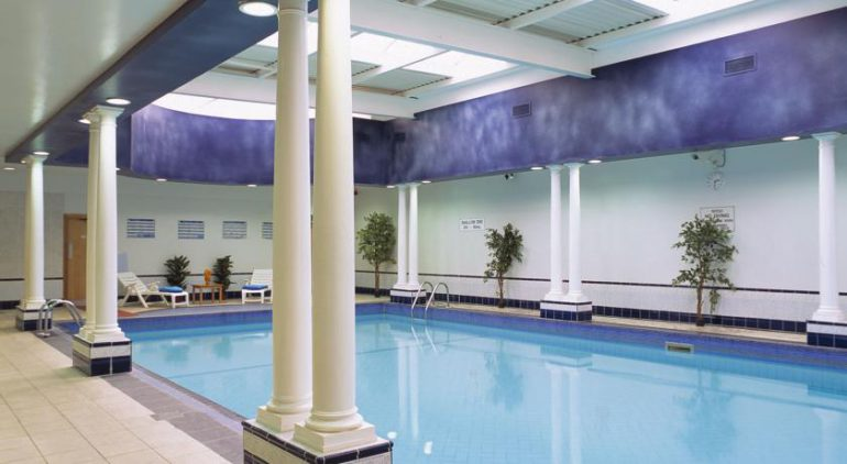 Brandon Hotel Tralee pool