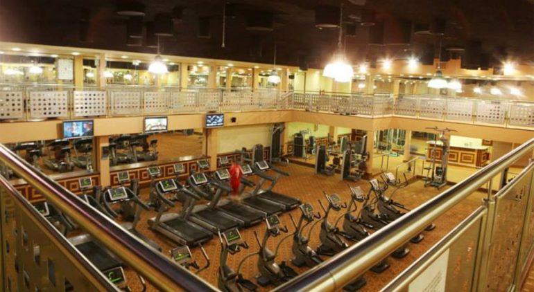 Brandon Hotel Tralee gym