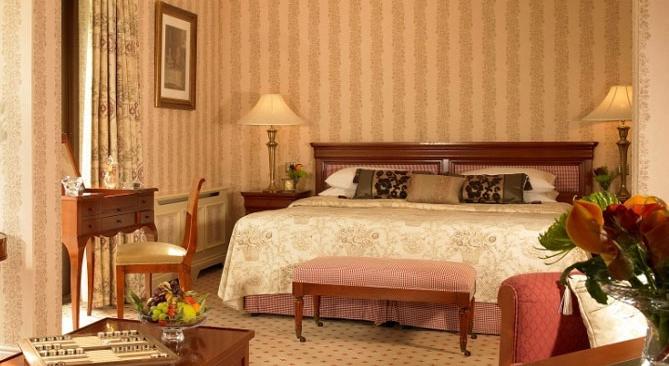cahernane hotel killarney bedroom