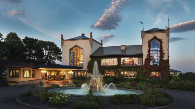 Dunloe Hotel Killarney Is A Modern Luxury In Offering Top Cl 5 Star Accommodation It Set Its Own 64 Acre Parkland Estate