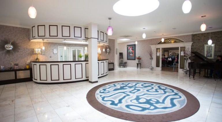 earl of desmond hotel tralee lobby