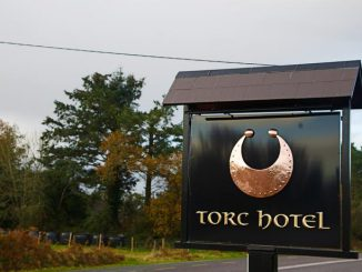 Torc Hotel Killarney Sign