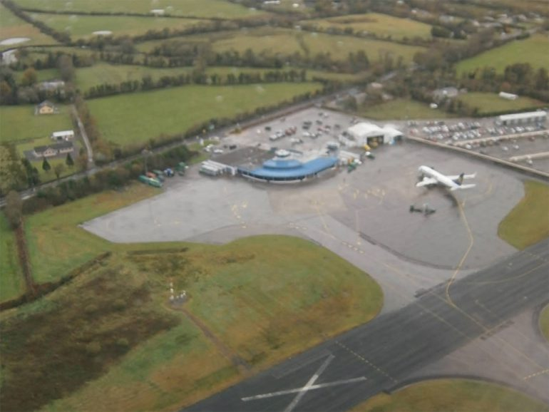 Aerial View Farranfore Airport