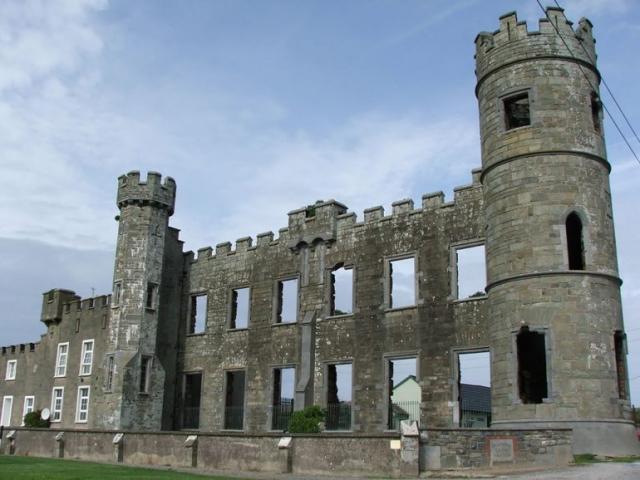Ballyheigue Castle