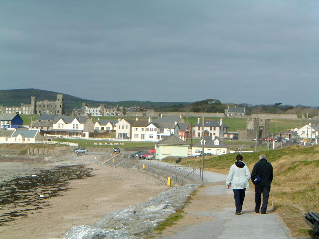 Ballyheigue Beach Walk