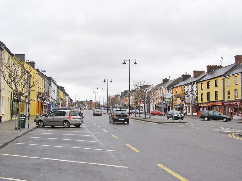 Castleisland Main Street