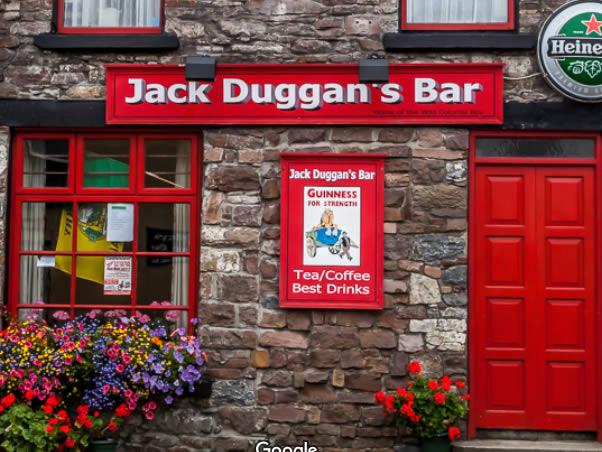 Jack Duggan's Bar Castlemaine