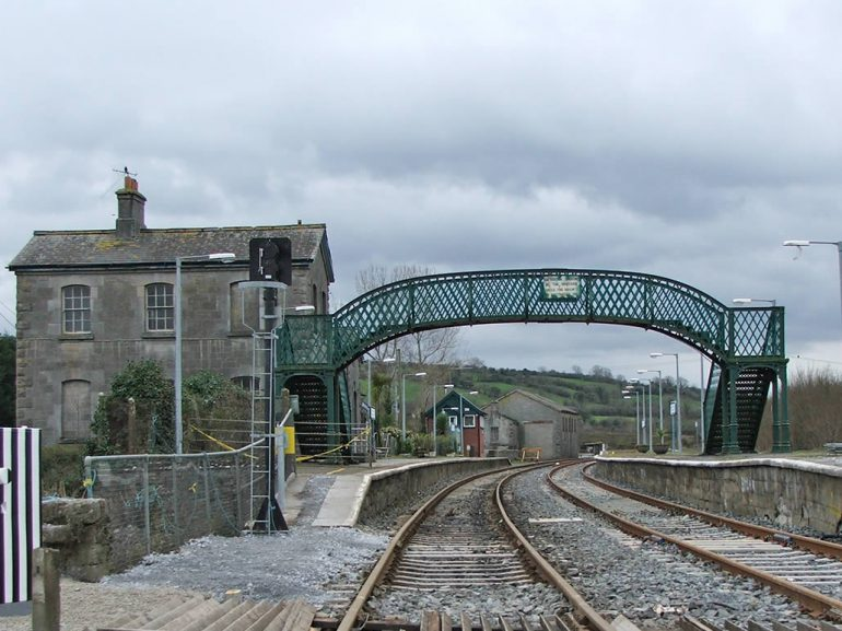 Farranfore Railway Station