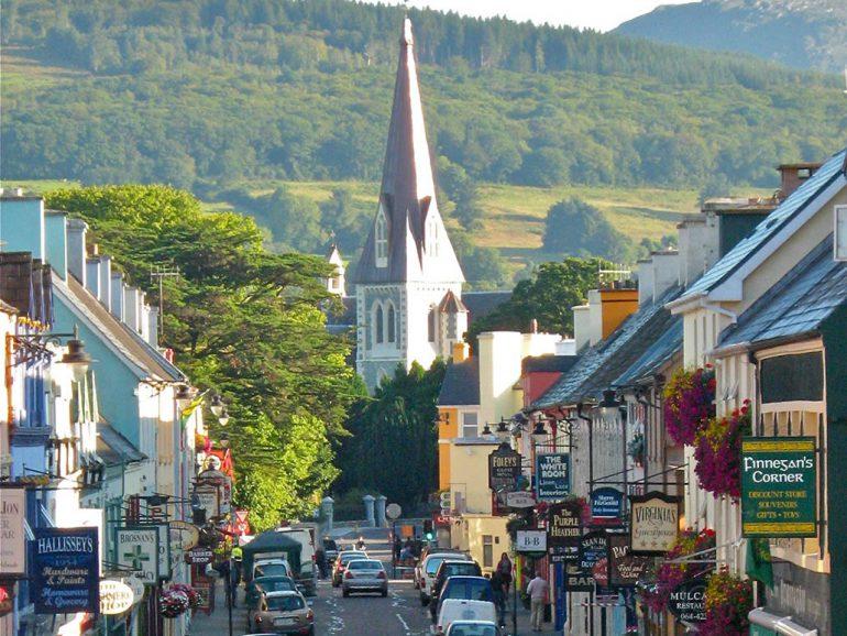 Kenmare Street View