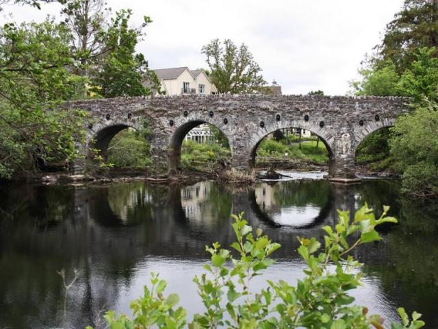 Bridge near Sheen Falls Kenmare