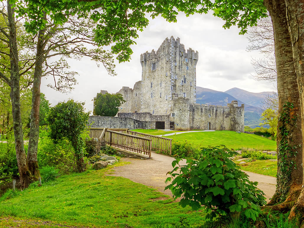 Ross Castle Killarney