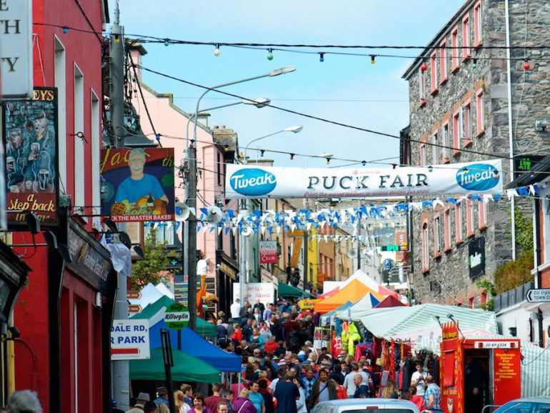 Puck Fair Killorglin