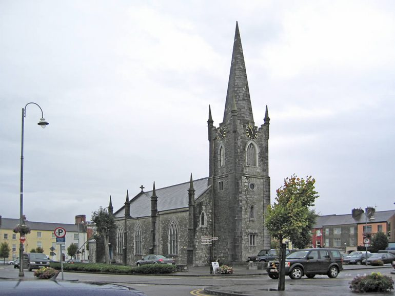St John's Church & Theatre Listowel