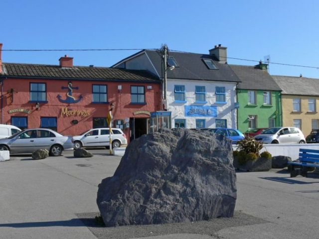 Sunny Portmagee County Kerry