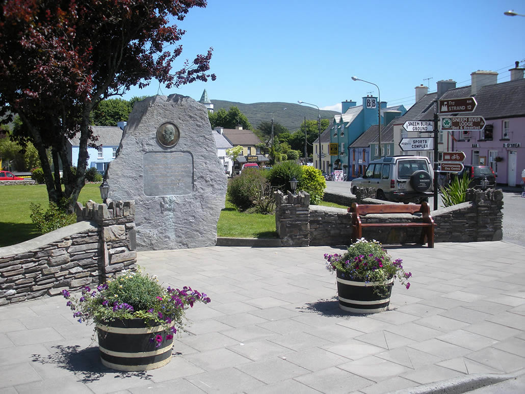 Sneem Village - A popular Stop on The Ring of Kerry