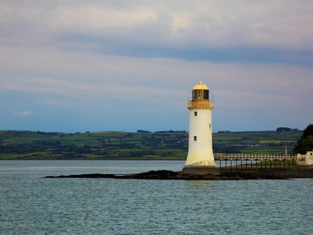 Lighthouse Tarbert County Kerry
