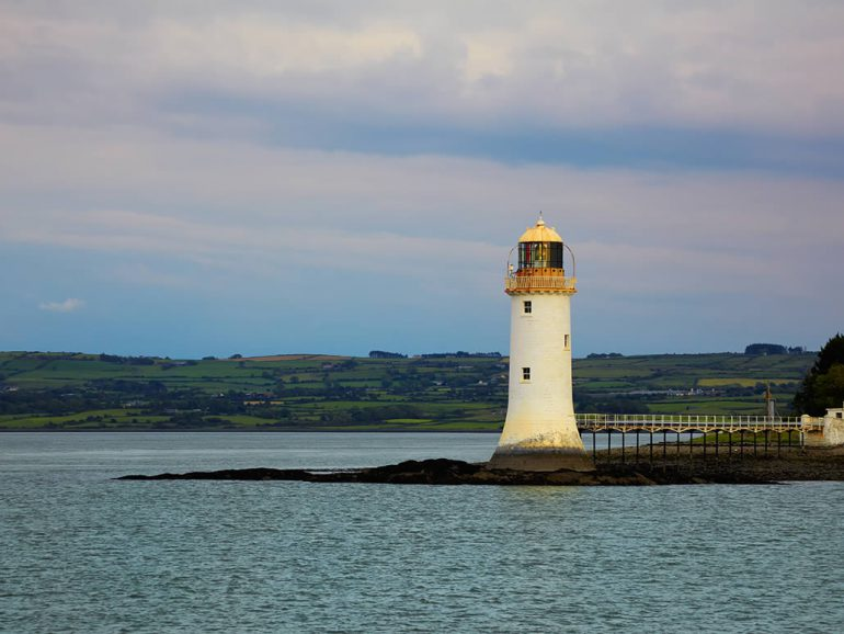Lighthouse Tarbert County Kerry