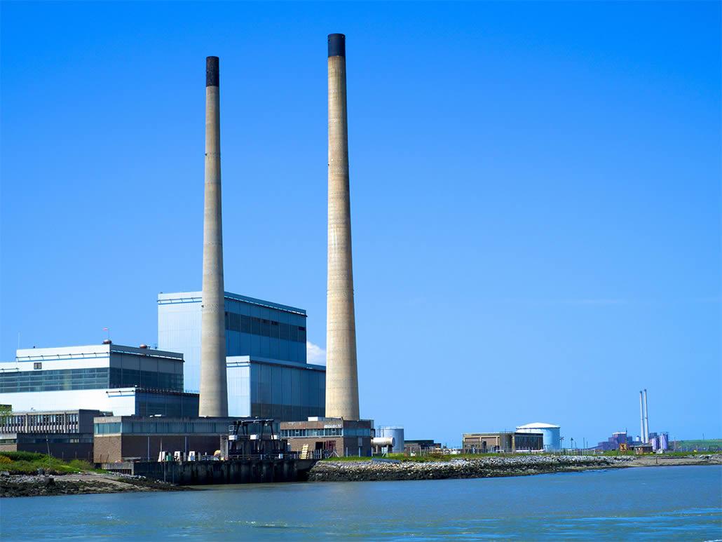 Electricity Power Station Tarbert